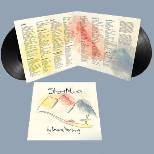 Laura Marling: Short Movie Double LP