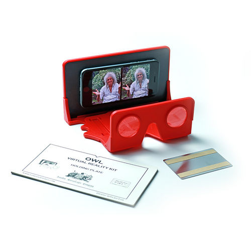 London Stereoscopic Company: The Owl Virtual Reality Kit