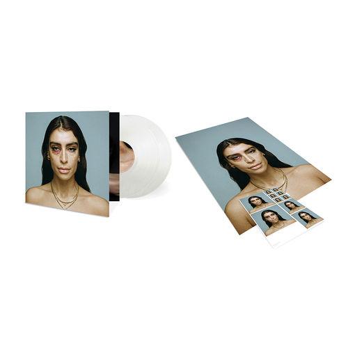 Sevdaliza: Shabrang: Limited Edition Crystal Clear Vinyl