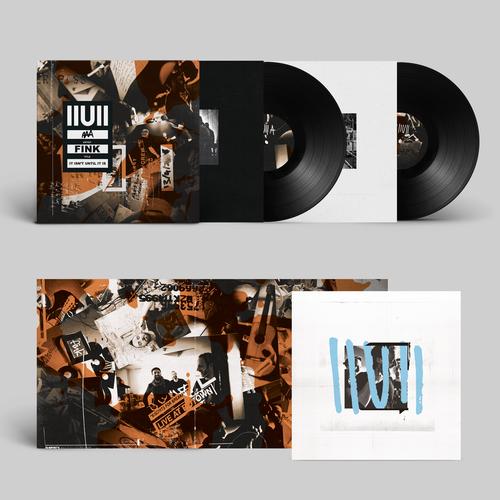 Fink: IIUII: Black Vinyl 2LP