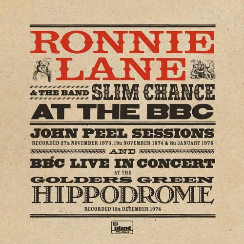 Ronnie Lane's Slim Chance: At The BBC: Limited Edition Purple Vinyl [RSD 2019]