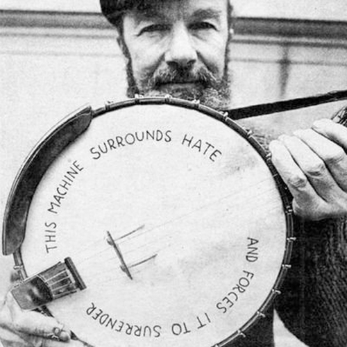 Pete Seeger: This Machine Surrounds Hate