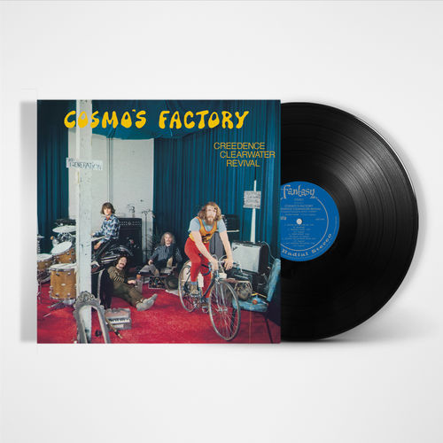 Creedence Clearwater Revival : Cosmo's Factory: Half Speed Master