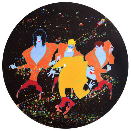 Queen: A Kind Of Magic Slip Mat