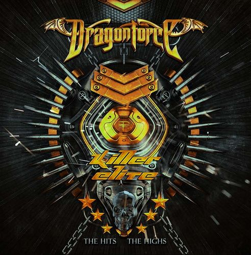 Dragonforce: Killer Elite 2CD & DVD