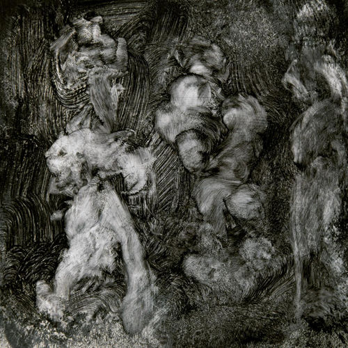 Mark Lanegan & Duke Garwood: With Animals: Foil Sleeve