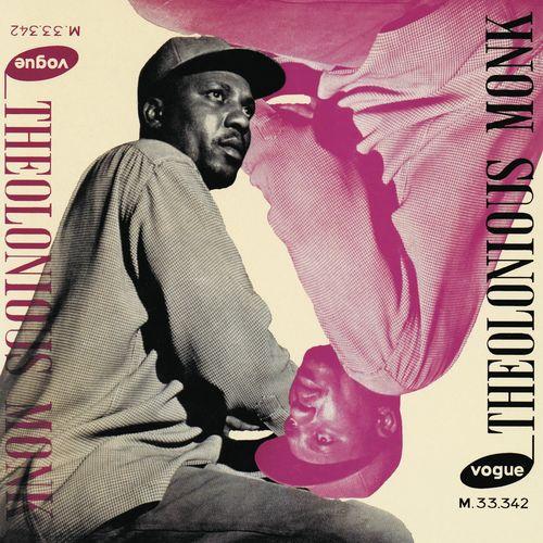 Thelonious Monk: Piano Solo: Vinyl LP
