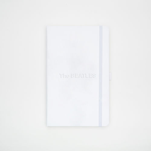 Abbey Road Studios: The Beatles White Album Luxury Notebook
