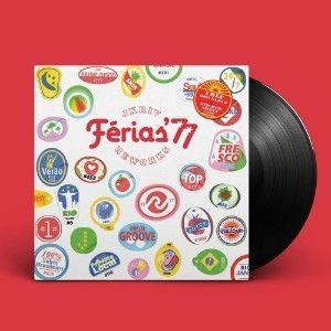 JKriv: Férias '77 Reworks - 2x 12