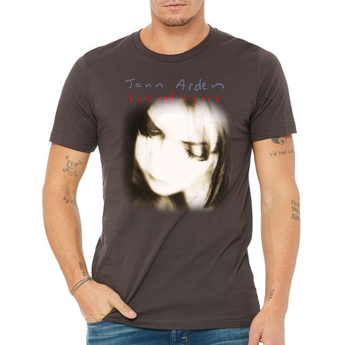 Jann Arden: Blood Red Cherry Tee
