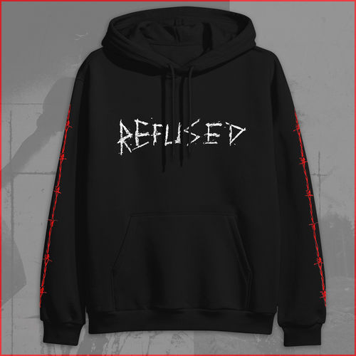 Refused: War Music Hoodie