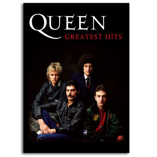 Queen: Queen Greatest Hits Collectors Poster