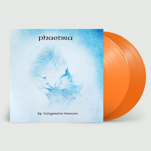 Tangerine Dream: Phaedra: Limited Edition Tangerine Colour Vinyl RSD 2020