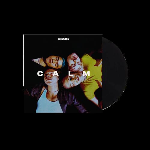 5 Seconds of Summer: CALM Standard Vinyl