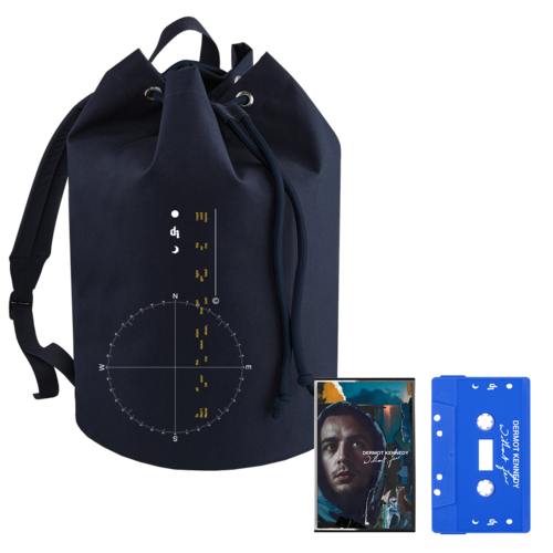 Dermot Kennedy: Limited Edition: Duffle Bag + Blue Cassette