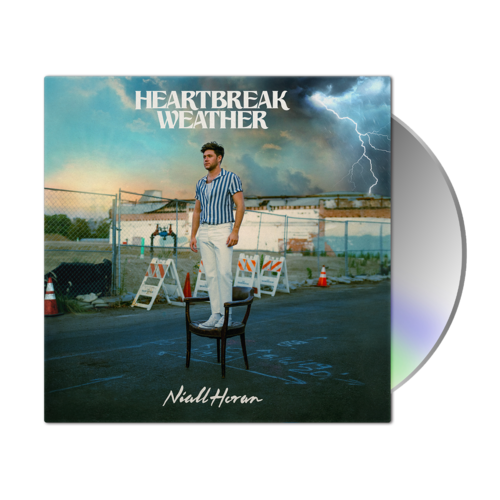 Niall Horan: Heartbreak Weather Deluxe CD