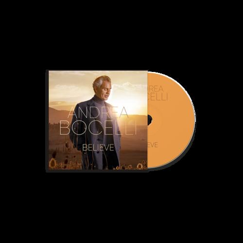 Andrea Bocelli: Believe CD