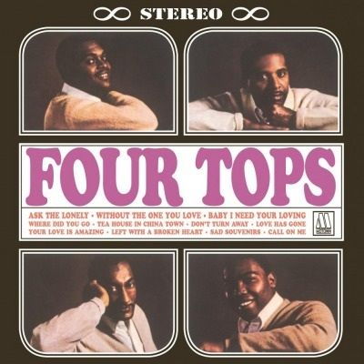 Four Tops: Four Tops