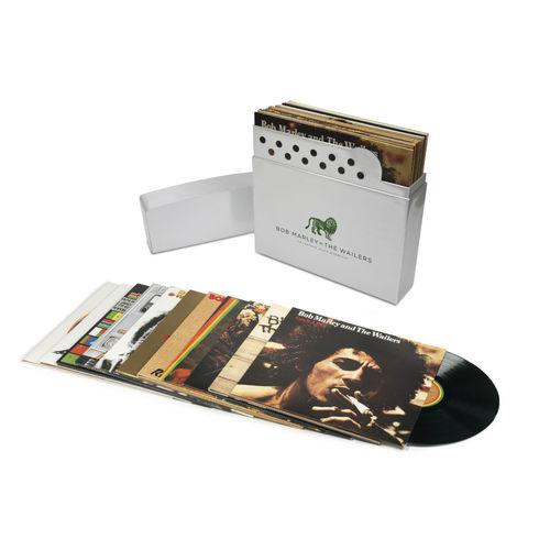 Bob Marley: The Island Years (11 LP Box)