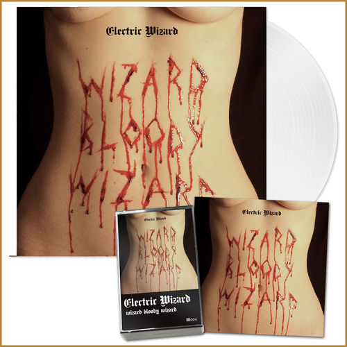 Electric Wizard: Limited Edition Clear Vinyl, CD & Cassette Bundle