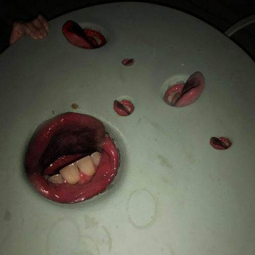 Death Grips: Year Of The Snitch: Black Vinyl