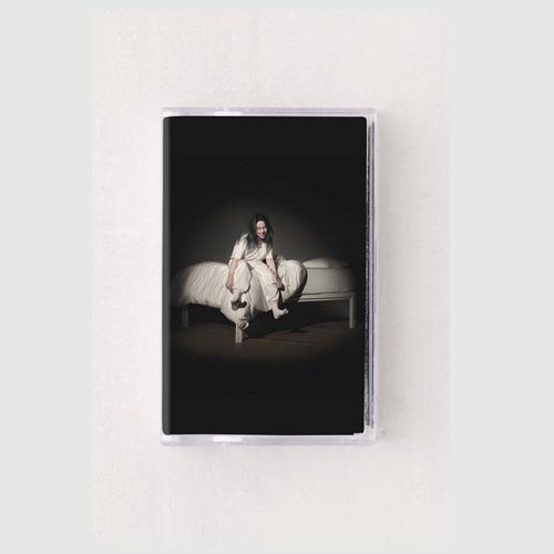 Billie Eilish: When We All Fall Asleep, Where Do We Go? Cassette