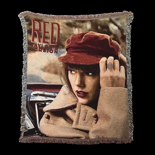 Taylor Swift: Album Cover Woven Blanket