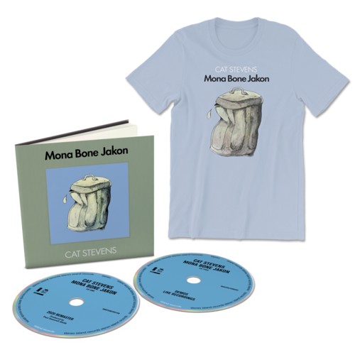 Yusuf: Mona Bone Jakon 2CD Deluxe Bundle