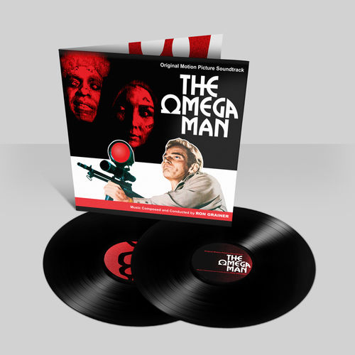 Ron Grainer: The Omega Man OST: Numbered Vinyl