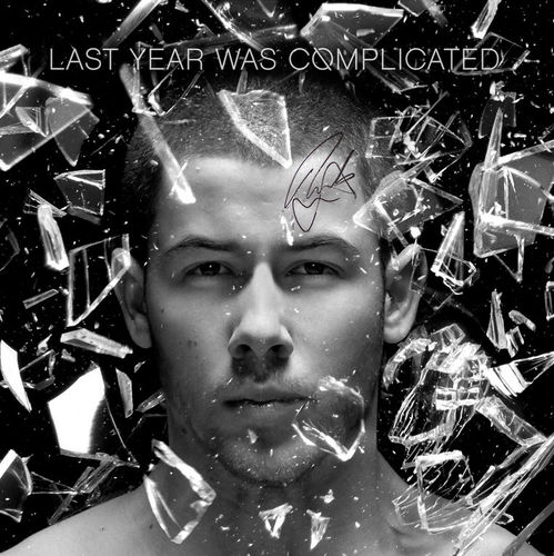 Nick Jonas: Signed Lithograph