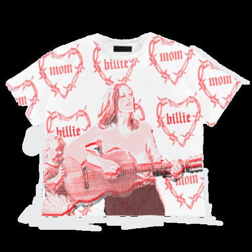 Billie Eilish: Mom <3 T-Shirt