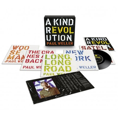 Paul Weller: A Kind Revolution: Limited Edition