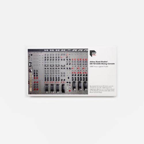 Abbey Road Studios: EMI TG12345 Mixing Console Jigsaw Puzzle