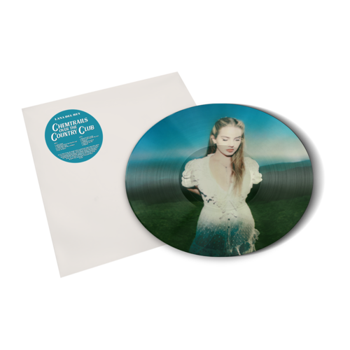 Lana Del Rey: Chemtrails Over The Country Club: Exclusive Picture Disc #2
