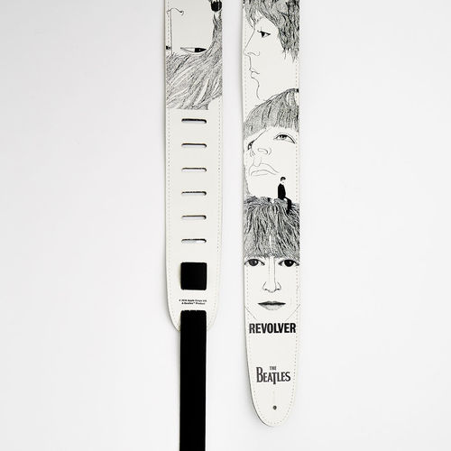 Abbey Road Studios: The Beatles Revolver Guitar Strap