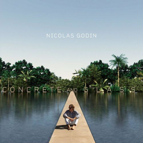Nicolas Godin: Concrete And Glass: Exclusive Signed CD