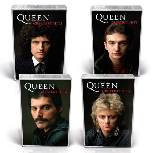 Queen: Greatest Hits Collectors Edition Set