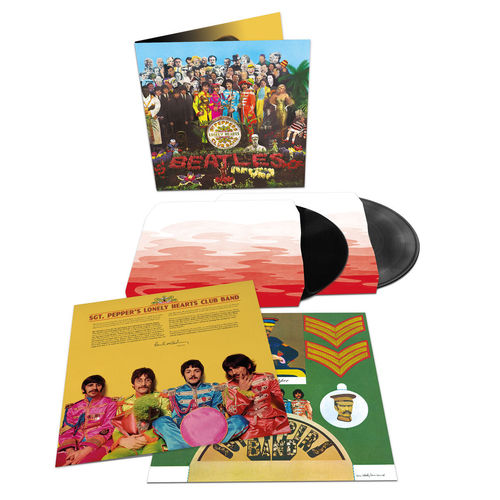 The Beatles: Sgt. Pepper's Lonely Hearts Club Band Anniversary Edition (2 LP)