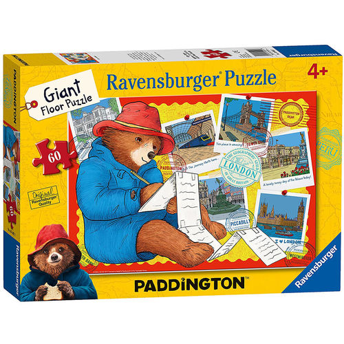 Paddington Bear: Paddington Giant Floor Puzzle