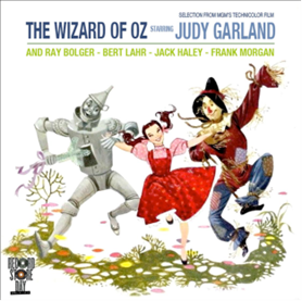 Various Artists: The Wizard of Oz OST: Splattered Numbered Vinyl)