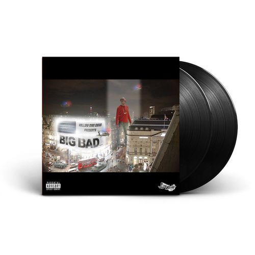 Giggs: BIG BAD... DOUBLE LP
