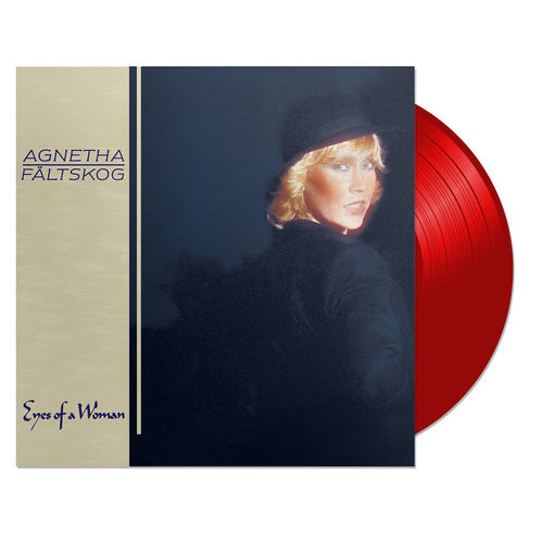 Agnetha Faltskog: Eyes Of A Woman - Limited Edition - Red Vinyl