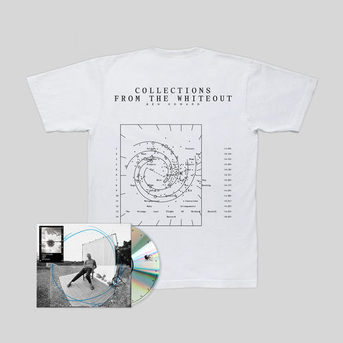 Ben Howard: Collections From The Whiteout: CD + Spiral Tee (White)