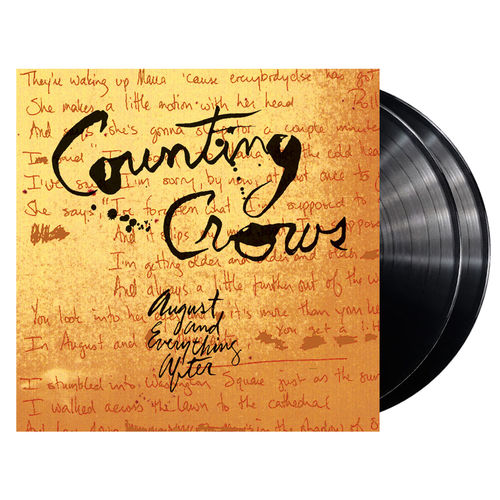 Counting Crows: August And Everything After (2LP)