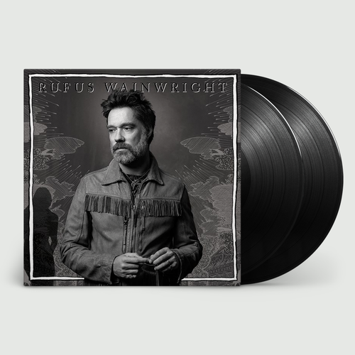 Rufus Wainwright: Unfollow The Rules: Heavyweight Double Vinyl