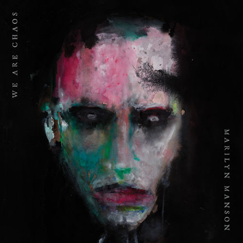 Marilyn Manson: WE ARE CHAOS: CD