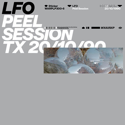 LFO: Peel Session