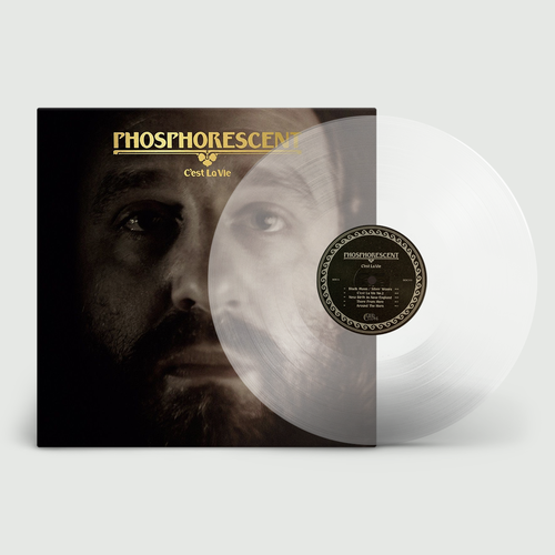 Phosphorescent: C'est La Vie: Limited Edition Clear Vinyl