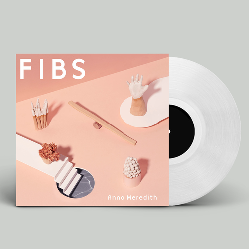 Anna Meredith: FIBS: Signed Limited Edition White Vinyl