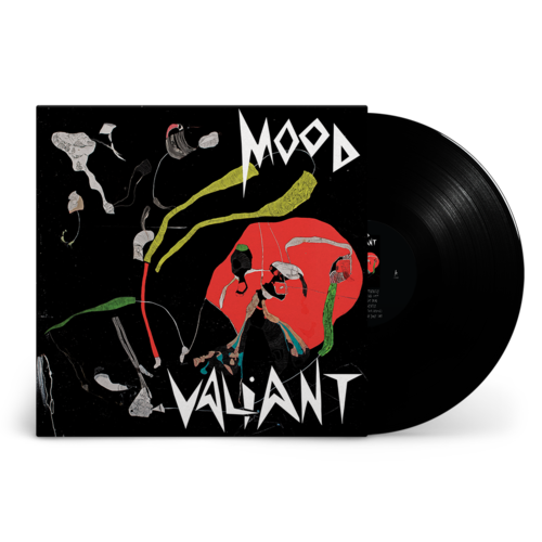 Hiatus Kaiyote: Mood Valiant: Black Vinyl LP